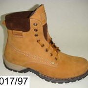Зимние ботинки аналог Timberland фото