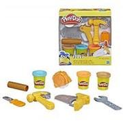 PLAY-DOH Игровой Набор Hasbro Play-Doh Плей-До Сад или Инструменты (E3342) фото