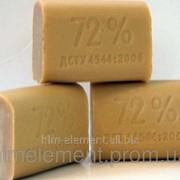 Мыло хозяйственное 72 % фото