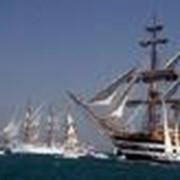 Пошив парусов для длительных морских круизов и гонок. фото