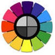 Цифровая печать наклеек фото