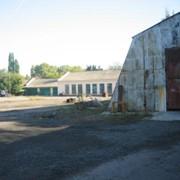 Промышленная база. фото