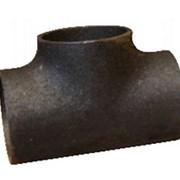 Тройник стальной Ду76х3,5 ГОСТ 17376-2001 фото