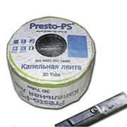 Капельная Лента Presto 3D Tube (30см) 500м фото