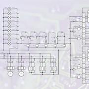 Разработка электрических принципиальных схем фото
