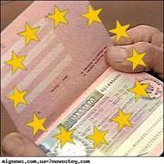 Итальянская рабочая бизнес мульти виза (Шенген) фото