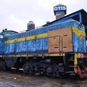 Тепловоз ТГМ 23 Б-414 фото