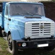 Услуги грузового транспорта фото