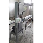 Станок ленточный для резки логов туалетной бумаги. (макулатурная и целлюлозная) фото