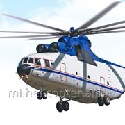 Вертолет МИ-26Т после капитального ремонта фото