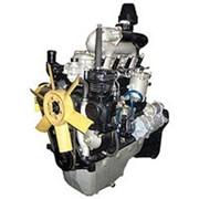 Двигатель Д266 4-57 фото