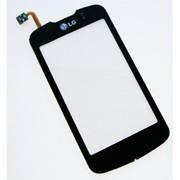 Тачскрин (сенсорное стекло) для LG KM555 фото