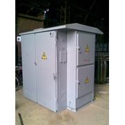 Подстанции трансформаторные комплектные КТП-160 фото