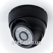 Камера купольная с OSD-меню и ИК-подсветкой CoVi Security FI-261E-20 фото