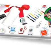 Нанесения логотипа на бизнес сувениры фото