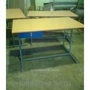 Стол мастера - столешница ЛДСП, СП РММ-1 фото