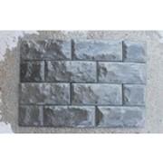Плитка облицовочная серая на белом цементе фото