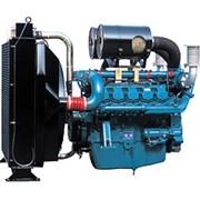 Двигатель Doosan P180FE фото