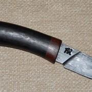 Нож из дамасской стали №125 фото