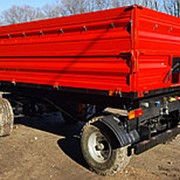 Прицепы тракторный 2ZKT -4,5 фото