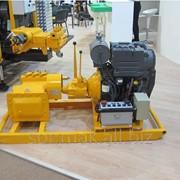 Буровой промывочный насос tp triplex flush pump фото