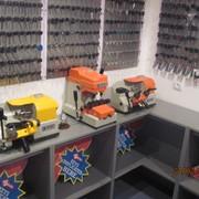 Продажа и сервисное обслуживание оборудования для изготовления ключей.Заготовки ключей. фото