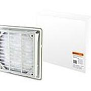Вентиляционная решетка с фильтром для вентилятора SQ0832-0012 (250 мм) TDM фото