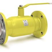 Кран шаровой LD полнопроходной для газа фланцевый КШ.Ц.Ф.040.040.П/П.02 фото