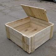 Ящик деревянный 4 фото