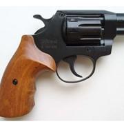 Револьвер Сафари РФ 420, буковая рукоять фото