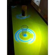 Интерактивная барная стойка фото