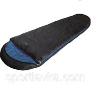 Спальный мешок High Peak TR 300 / +0°C Left Black/blue 922672 фото
