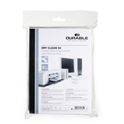 DRY CLEAN Сухие салфетки,145 x 197 мм Белый фото