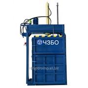 Пресс для отходов ПГП-12 (стандарт) фото