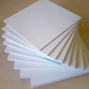 Листовой материал из фторопласта фото
