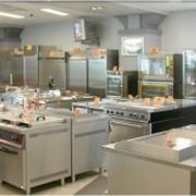 Продажа и монтаж профессионального кухонного оборудования для ресторанов, кафе, быстро фото