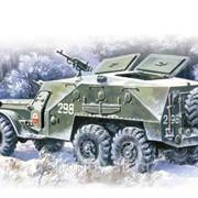 Модель ICM 1/72 BTR-152K фото
