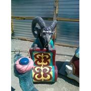 Скульптура животных из бетона в Алматы фото