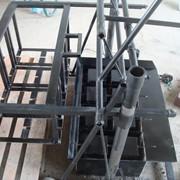 Станок для изготовления шлакоблоков Команч фото