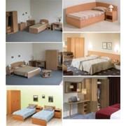 Мебель для гостиниц, отелей, санаториев фото