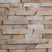 Нарезки фасадно-стеновые из песчаника фото