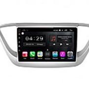 Штатное головное устройство (магнитола) Hyunday Solaris (16+) Winca S195 R фото