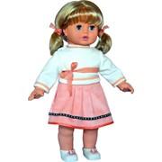 Кукла мягконабивная 50 см из пвх, производства Беларусь фото