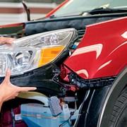 Качественный кузовной ремонт авто в СПб: локальный фото