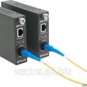 Медиаконвертер D-Link DMC-920R 100BaseTX/ FX 20km WDM фото