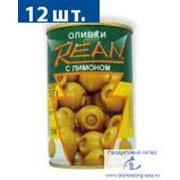 """Оливки с лимоном"""" REAN"""" фото"""