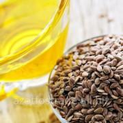Нерафинированное льняное масло на экспорт фото