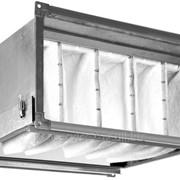 Фильтр для прямоугольных воздушных каналов Shuft FBRr 600*350 фото