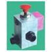 Клапан электропневматический экстренного торможения для дистанционного управления 266-1 фото