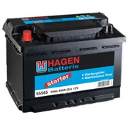 Батарея аккумуляторная свинцово-кислотная HAGEN фото